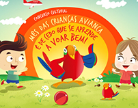 Concurso Cultural Dia das Crianças Avianca
