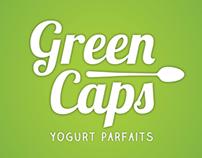 Logo Green Caps