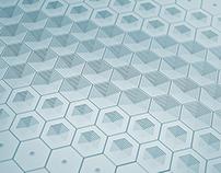 Concrete Tiles - Gradient