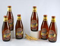 Crane Beer Packaging