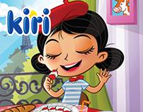 KIRI illustrations