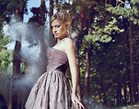 look-book for POSH by Diana Bogach & Karina Volokhova P