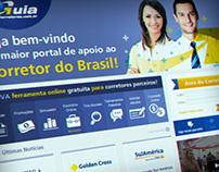 Website - Guia de Corretores
