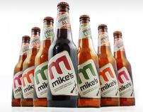 Mike's Premium Organic Beer