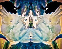 Rorschach Postcards
