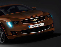 General Motors Design Contest Finalist Entry