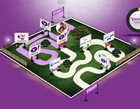 Yahoo! Purple Hunt 2012 Family Edition
