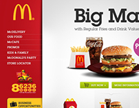 McDonald's Philippines Official Website