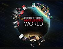 Choose Your Marlboro World