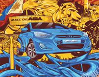 Hyundai Pop Art Contest