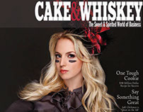 CAKE & WHISKEY MAGAZINE PREMIER ISSUE