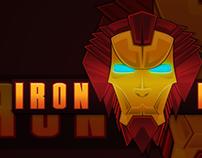 Iron Mane Illustration