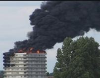 Fire In Kingston