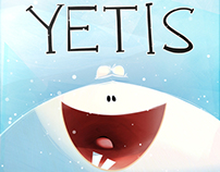 Yetis - a kid's book