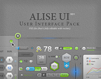 Alise UI / User Interface Pack