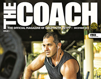 The Coach - Gold's gym official magazine