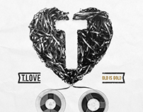 T.Love - Old Is Gold cover