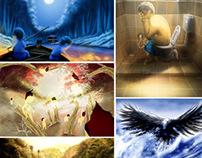 Illustrations | Paintings