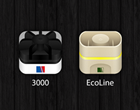 edding icons