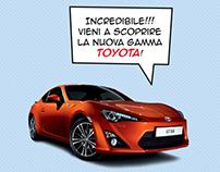 Allestimento Toyota-Fiera Emaia 2012