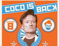 Conan O'Brien Takover