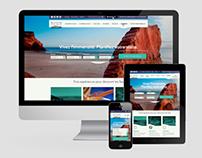Magdalen Islands - website
