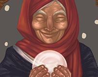 Character Design - Fortune Teller