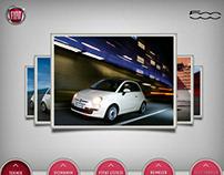 Fiat 2012 Autoshow ipad design