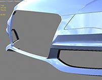 Audi S7 2013 WIP