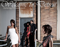 FORMzine and Foeva Apparel: Welcome to Detroit