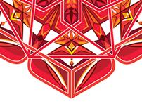 Abu Dhabi Art Fair: Brownbook Magazine ➔ PATTERN DESIGN
