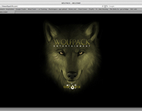 Website for Wolfpack Entertainment