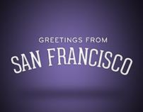 SPG San Francisco Facebook App