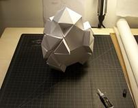 Unique Symmetrical Polyhedron
