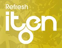 Re:Branding - Itoen