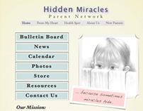 Hidden Miracles Parent Network
