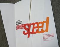 ISTD BREIF. Speed Booklet