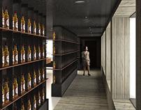Spirit of Negrita Rum Showroom, Gelida.