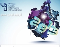 Calendar 2013 for University
