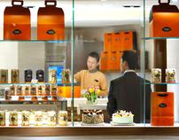 The Mandarin Oriental Cake  Shop - Jakarta