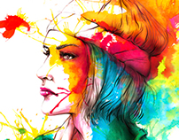 ~ watercolors ~