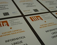 Ilte Business Card
