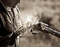 Beretta's premium competition shotgun the DT11.