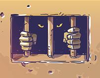 Folha S. Paulo - Dark Jail