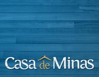 Casa de Minas - Branding Redesign