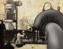 Industrial Company, Corporate Callendar/Catalog