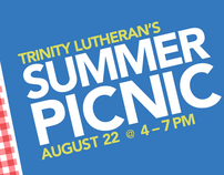 Trinity - Summer Picnic