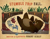 STUMBLE TRIP FALL.