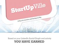 StartupVille - Social Media Game