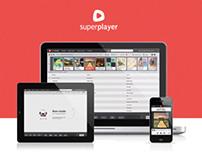 Superplayer - Simplesmente música